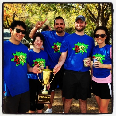 Team #1 Double Dare SHI Top Gun Adventure Race